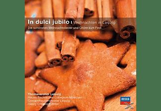 Thomanerchor Leipzig/Biller/GOL - In Dulci Jubilo-Weihnachten In Leipzig (Cc)  - (CD)