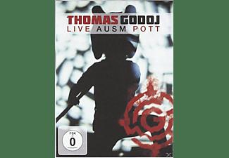 Thomas Godoj - Live Ausm Pott (Deluxe Pack)  - (DVD)