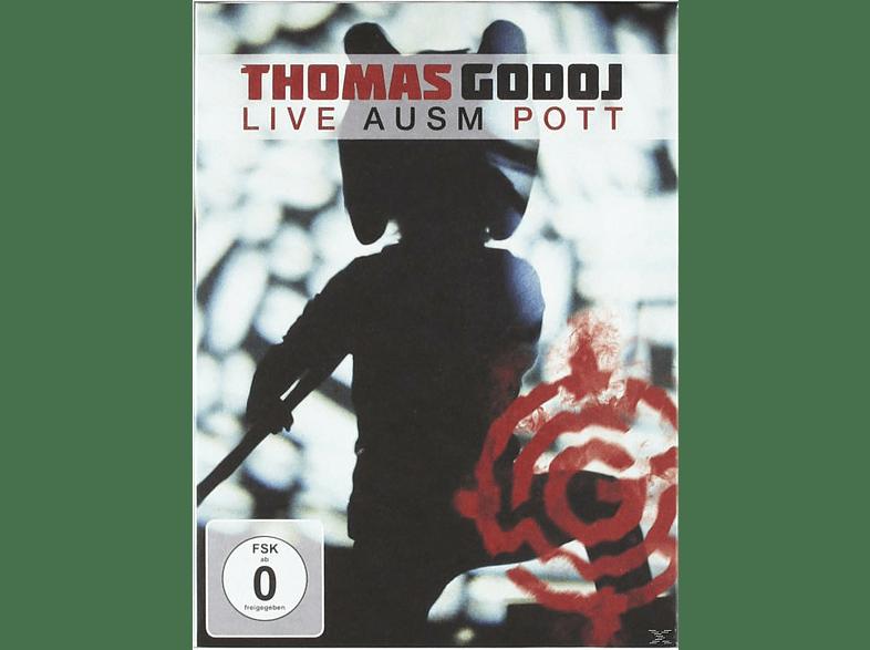 Thomas Godoj - Live Ausm Pott (Deluxe Pack) [DVD + CD]