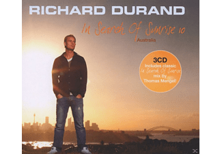 Richard Durand - In Search Of Sunrise 10 (Australia) - (CD)