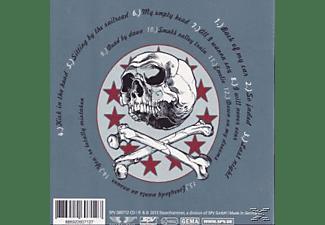 Psychopunch - Smakk Valley  - (CD)