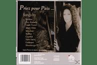 Kirstin Chavez, Marc Baumann - Peace - Songs For Mezzo-Soprano & Organ Accompaniment [CD]