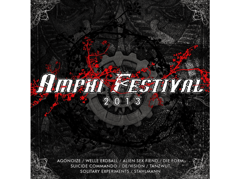 Amphi Festival 2013 - Amphi Festival 2013 [CD]
