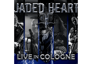 Jaded Heart - Live In Cologne - (CD + DVD Video)