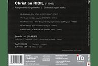 Jasmin Neubauer, Paul Hübner, Valentine Collet - Ausgewählte Orgelwerke [CD]