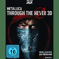 Metallica - Through The Never 3D (Blu-ray inkl. 2D) [3D Blu-ray]