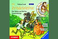 Die Zeitdetektive 32: Der Spion am Hof des Sonnenkönigs - (CD)