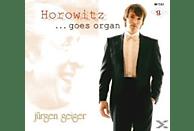 Geiser Jürgen - Horowitz...goes Organ [CD]