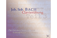 PERETTI,PIER DAMIANO & KUPER,ECKEHART - Clavierübung Teil 3 [CD]