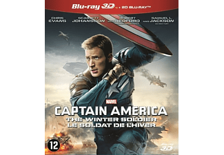 Captain America - The Winter Soldier 3D | 3D Blu-ray