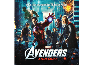 Marvel: Avengers Assemble CD