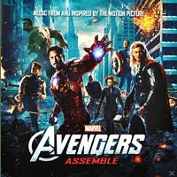 VARIOUS - Marvel: Avengers Assemble [CD]