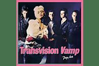 Transvision Vamp - Pop Art (Re-Presents) [CD]