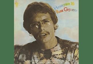 Russ Giguere - Hexagram 16  - (CD)