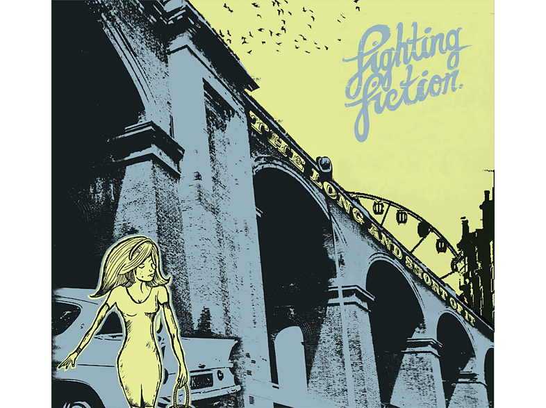 Fighting Fiction - The Long And The Short Of It [CD]