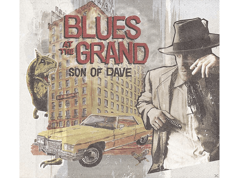 Son Of Dave - Blues At The Grand [Vinyl]