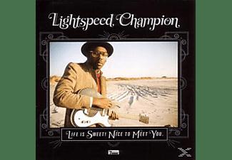 Lightspeed Champion - Life Is Sweet! Nice To Meet You  - (CD)