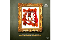 Reinhard & Musica Antiqua Koeln Goebel - Tafelmusik.Wassermusik.Konzerte (Eloquence) [CD]