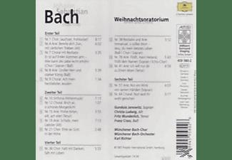 VARIOUS - J.S. Bach - Weihnachts-Oratorium - Arien und Chöre  - (CD)