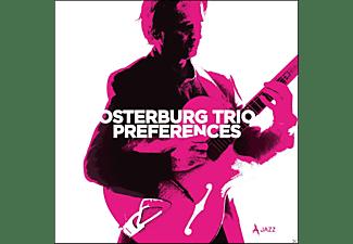 Dietmar Osterburg - Preferences  - (CD)