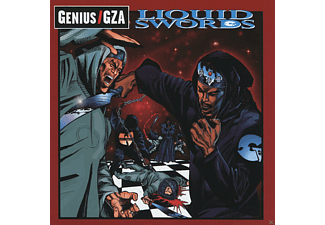 Gza Genius - Liquid Swords CD