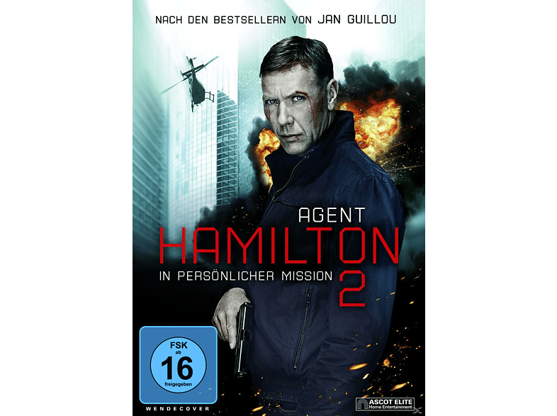 Agent Hamilton 2 [DVD]