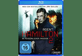 Agent Hamilton 2 Blu-ray
