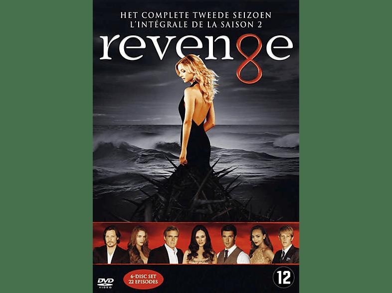 Revenge Saison 2 Série TV