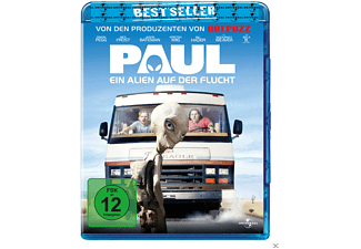 Paul - Ein Alien auf der Flucht Blu-ray