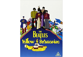 The Beatles - Yellow Submarine - (DVD)