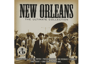 VARIOUS - New Orleans (Lim.Metalbox Ed.)  - (CD)