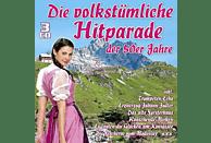 VARIOUS - Die Volkstümliche Hitparade Der 50er Jahre [CD]
