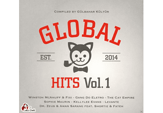 VARIOUS - Global Hits Vol.1 - (CD)