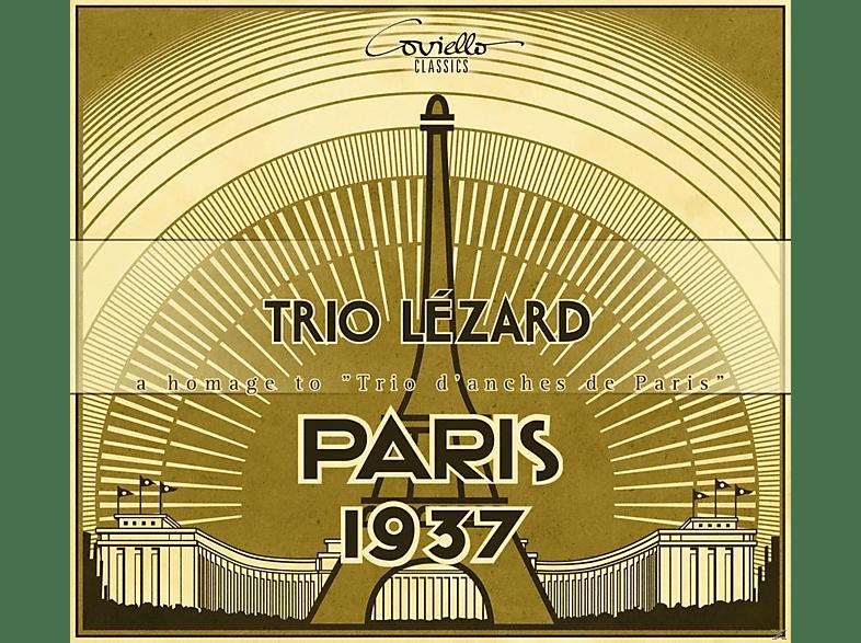 Trio Lezard - Paris 1937- A Hommage To Trio D'anches De Paris [CD]