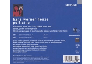 VARIOUS - Pollicino  - (CD)