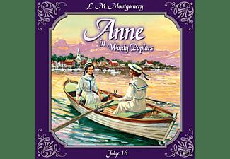 Lutz Mackensy - Anne in Windy Poplars 16: Abschied von Summerside  - (CD)