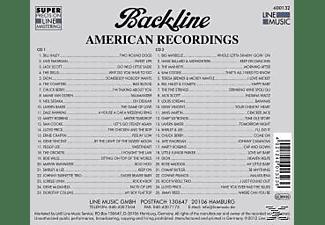 VARIOUS - Backline Vol.132  - (CD)