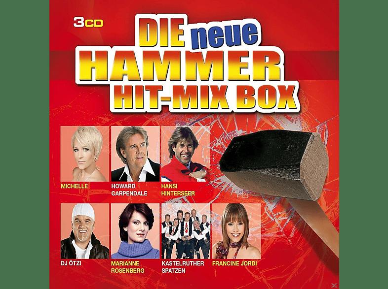 VARIOUS - Die Neue Hammer Hit-Mix Box [CD]