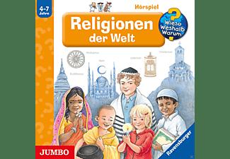 Wieso? Weshalb? Warum? Religionen der Welt  - (CD)