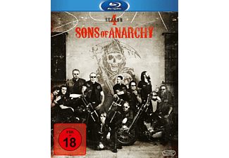 Sons Of Anarchy - Staffel 4 [Blu-ray]