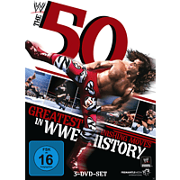 50 Greatest Finishing Moves in WWE History [DVD]