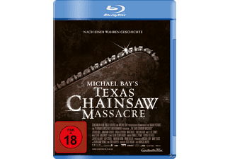 Texas Chainsaw Massacre Blu-ray