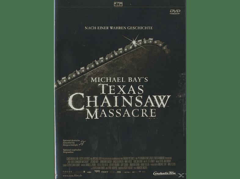 Texas Chainsaw Massacre [DVD]