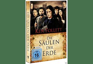 Die Säulen der Erde (4 DVDs) DVD