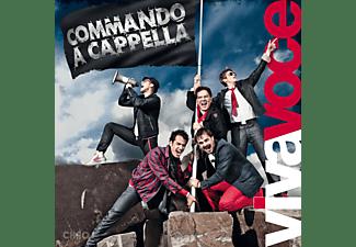 Viva Voce - Commando A Cappella  - (CD)