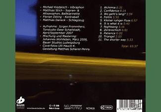 Mallets Reeds, KIEDAISCH / STICH - MALLETS AND REEDS - Nightsongs  - (CD)