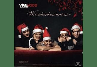 Viva Voce Die A Cappella Band - Wir Schenken Uns Nix  - (CD)