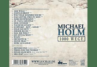 Michael Holm - 1000 Wege  - (CD)