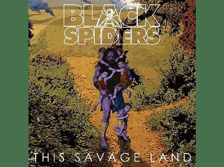 Black Spiders - This Savage Land (Limited Edition) [Vinyl]