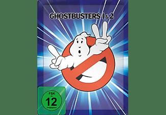 Ghostbusters 1 & 2 (Steelbook) Blu-ray